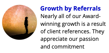 Growth by Referrals